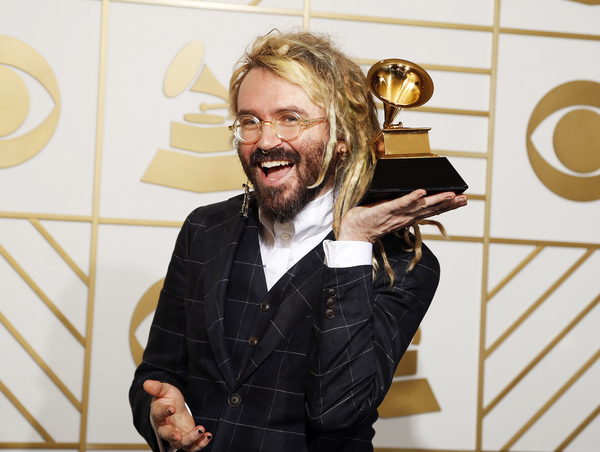 Grammy Win for Shawn Everett
