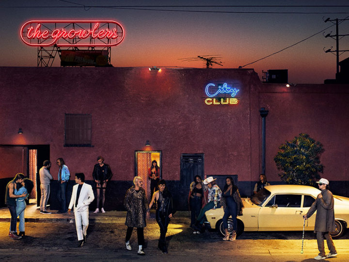 City Club by The Growlers – Out Now – Co-Produced by Shawn Everett + Julian Casablancas