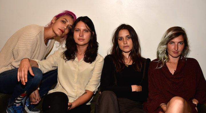 Stream 'Whiteout' by Warpaint
