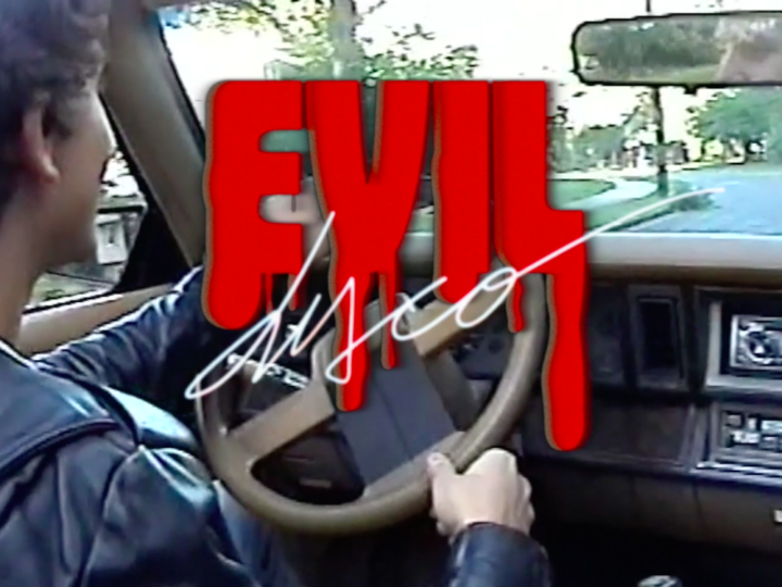 New Video: Evil Disco by Public Access TV