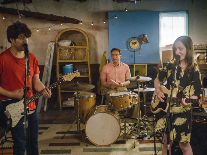 Dan Molad Produces Lucius Score for Zoe Lister-Jones Film
