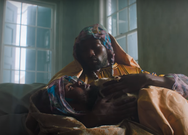 New Video: Cherubim by serpentwithfeet
