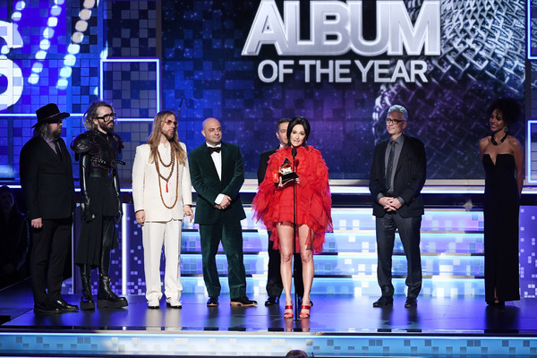 Kacey Musgraves' Golden Hour Wins Album of the Year